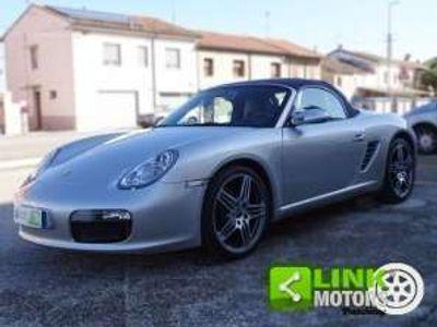 usata Porsche Boxster Cabrio Benzina