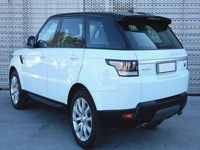 usata Land Rover Range Rover Sport 3.0 TDV6 Black & White Edition