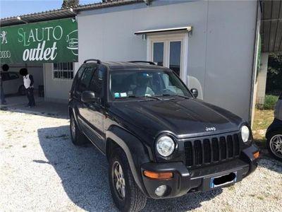 usata Jeep Cherokee 2.8 CRD Sport FULL OPTIONAL-PELLE-AUTOMATICO