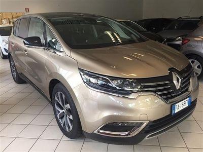 usata Renault Espace 16 dci Intens 160cv edc