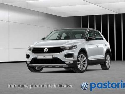 brugt VW T-Roc 2.0 TDI SCR Advanced BMT - GARANZ