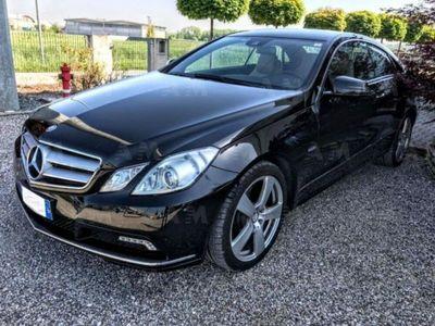 brugt Mercedes 350 Classe E CoupéCDI Coupé BlueEFFICIENCY usato