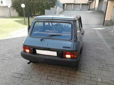 usata Autobianchi A112 - 1984