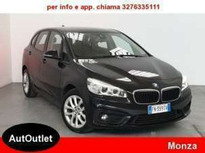usata BMW 218 d Act. Tourer AUTOMATICA Business NAVI-XENON rif. 15073935