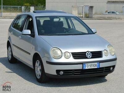 usata VW Polo 1.4 TDI 5 PORTE TETTO GANCIO