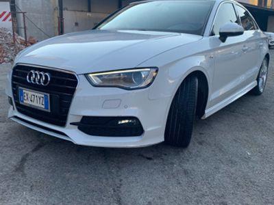 brugt Audi A3 sline stronic sedan