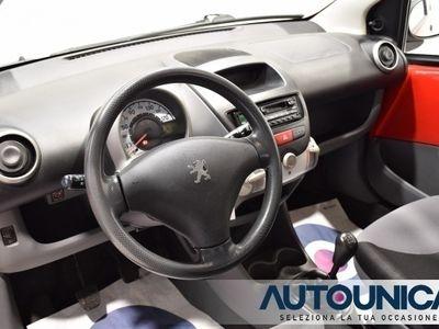 usata Peugeot 107 1.0 3 PORTE DESIR SOLO 73.000 KM