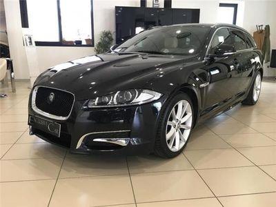 brugt Jaguar XF Sportbrake 2.2 D 200 CV Luxury