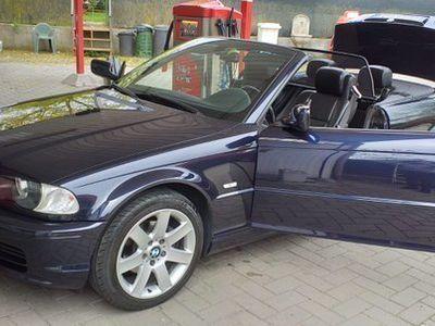 usata BMW 318 Cabriolet CI con hard top