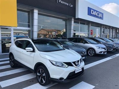 used Nissan Qashqai 1.6 dCi 2WD N-Connecta
