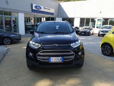brugt Ford Ecosport 1.0 EcoBoost 125 CV Plus