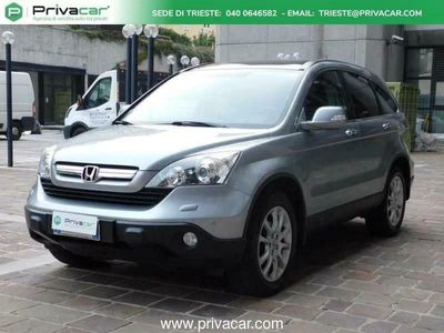 usata Honda CR-V III 2.0 vtec Exclusive