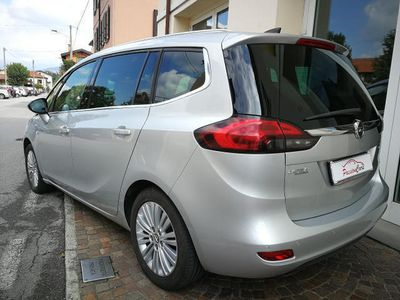 usata Opel Zafira 2.0 CDTi 130CV Aut. Cosmo 7p 17'' PDC Plus Navi !