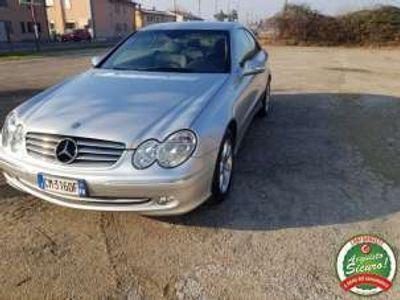 usata Mercedes CLK200 Kompr. TPS cat Elegance Benzina