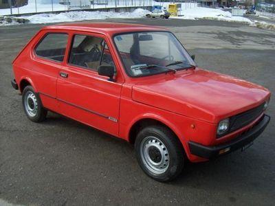 usado Fiat 127 usata 1978