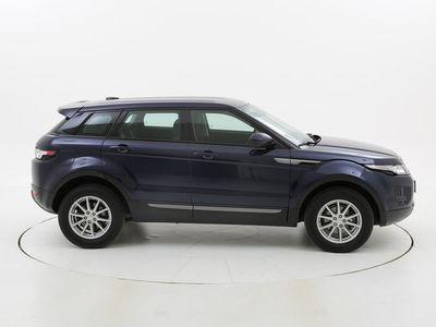 usata Land Rover Range Rover evoque Pure automatico