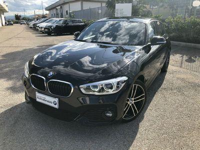 usata BMW 118 Serie 1 d 5p. Msport del 2019 usata a San Giovanni Teatino