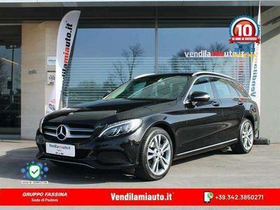 usata Mercedes C220 BlueTEC S.W. Automatic Premium