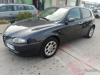 brugt Alfa Romeo 147 1.6Tspark GPL - 2002