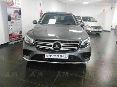 usata Mercedes E250 GLC suv d 4Matic Executive usato