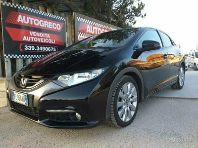 """usata Honda Civic 2.2 Ctdi 150cv sport""""km 92000"""" - 2012"""