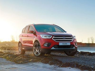 brugt Ford Kuga 2.0 TDCI 120 CV S&S 2WD Powershift Stealth
