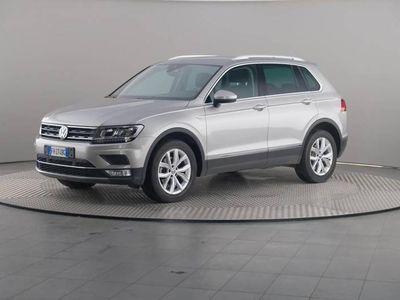 usata VW Tiguan 2.0 Tdi 110 Kw Executive Bluemotion 4motion Dsg