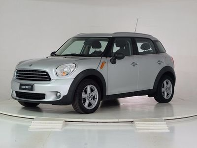 gebraucht Mini One D Countryman R60 1.6 Countryman
