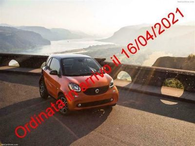 usata Smart ForTwo Cabrio EQ PRIME DEL 2021