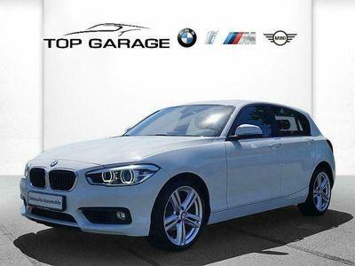 usata BMW 118 Serie 1 (F20) 5p. * KM certificati*CONFIGURABILE