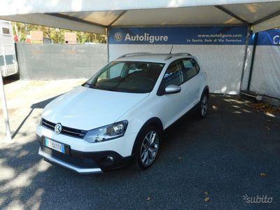 used VW Polo Cross 1.4 TDI BlueMotion Technolog