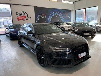 usata Audi RS6 Avant 4.0 TFSI quattro tiptronic - ABT