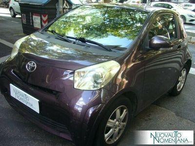 usata Toyota iQ 1.0 sol uniproprietario
