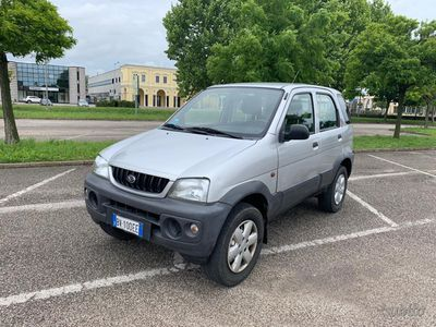 used Daihatsu Terios 2001 1.3 Benzina 86 cv 4x4