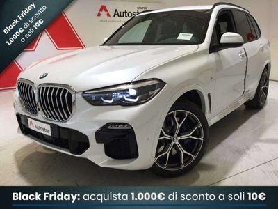 usata BMW X5 X5xdrive30d Msport auto