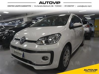 usata VW up! up! 75 CV 5p. movedel 2018 usata a Torino