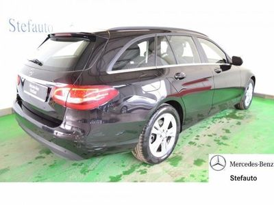 usata Mercedes C200 d S.W. Automatic Business