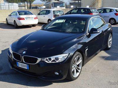 usata BMW 420 d cabrio Luxury 184cv auto