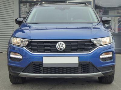 usata VW T-Roc Style Tsi +acc+zweifarbig+dach Schwarz+lic