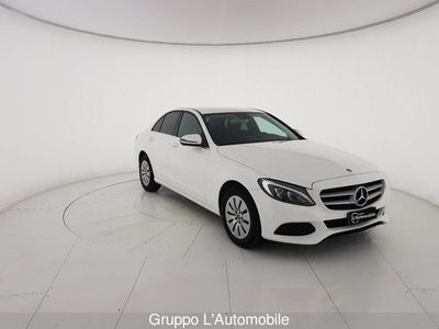 usata Mercedes C220 Classe C Classe C-W205 2014 Berlinad (BT) Executive auto