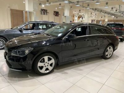 usata Mercedes CLA180 Shooting Brake d Automatic Business del 2017 usata a Brendola