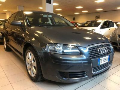 usata Audi A3 Sportback 1.8 TFSI S tronic Attraction