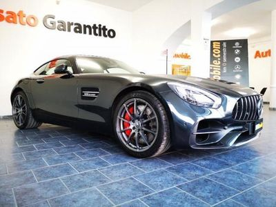 usata Mercedes AMG GT S listino nuovo 169500€ my 2019
