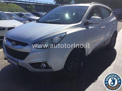 gebraucht Hyundai ix35 IX351.7 crdi Comfort 2wd