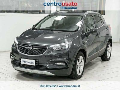 usata Opel Mokka X Mokka- X 1.6 cdti Innovation s&s 4x2 136cv X 1.6 cdti Innovation s&s 4x2 136cv §P