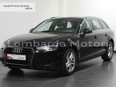usata Audi A4 Avant 35 2.0 tdi 150cv s-tronic