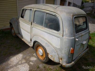 brugt Fiat Belvedere 500 (cinquecento) C Giardiniera