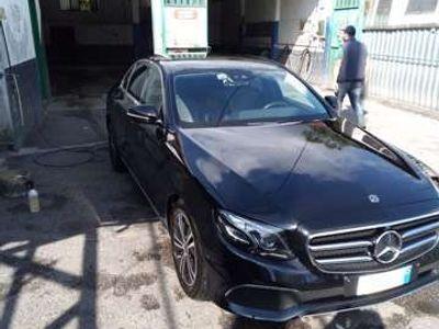 usata Mercedes E200 Auto Sport