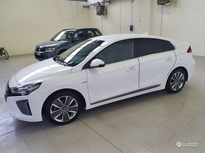 usata Hyundai Ioniq Dtc Comfort 1.6 Benzina Automatica