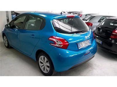 usata Peugeot 208 5P 1.4 VTi Active